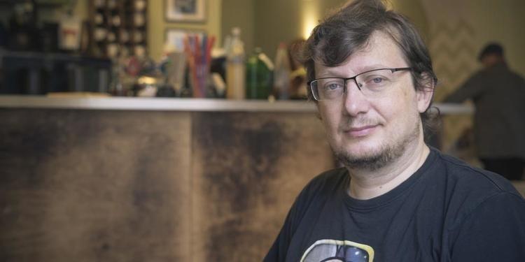 Vladimír Chvátil Pbh absolventa Vladimr Chvtil vytv hry pro cel svt