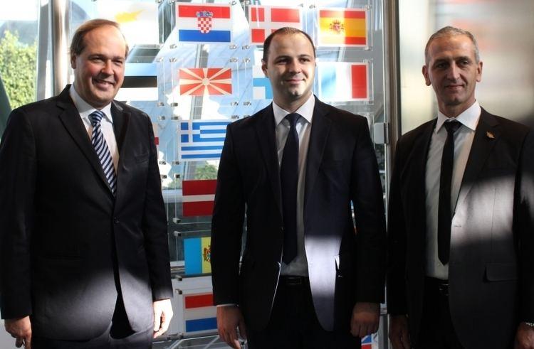 Vlado Misajlovski Visit of Mr Vlado Misajlovski Minister of Transport and
