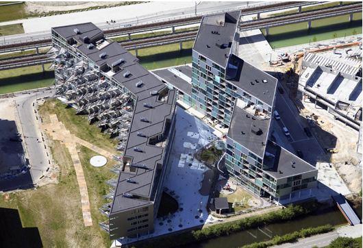VM Houses VM Houses by PLOT big JDS in COPENHAGEN Denmark archiDE