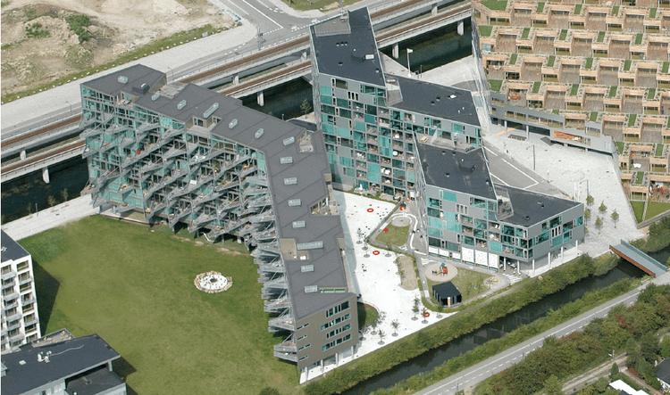 VM Houses THE VM HOUSES IN DENMARK DESIGNED BY PLOT BIGJDS livin spaces