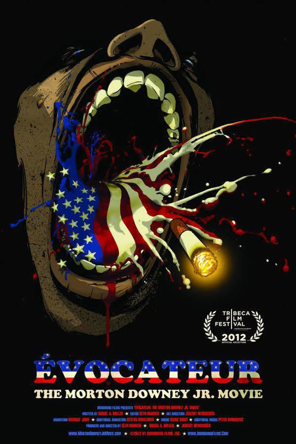 Évocateur: The Morton Downey Jr. Movie t0gstaticcomimagesqtbnANd9GcT3h7sSUtiohPziZ