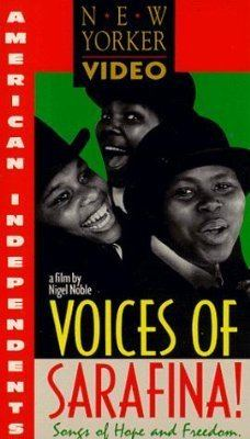 Voices of Sarafina! movie poster