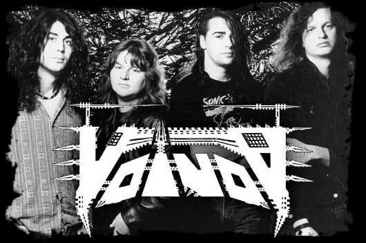 Voivod (band) No Life Til Metal CD Gallery Voivod