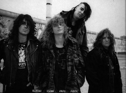 Voivod (band) Alternative Tentacles Bands