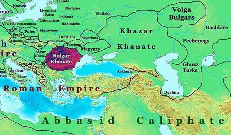 Volga Bulgaria Face Music Switzerland History of the Horsemen ProtoBulgars