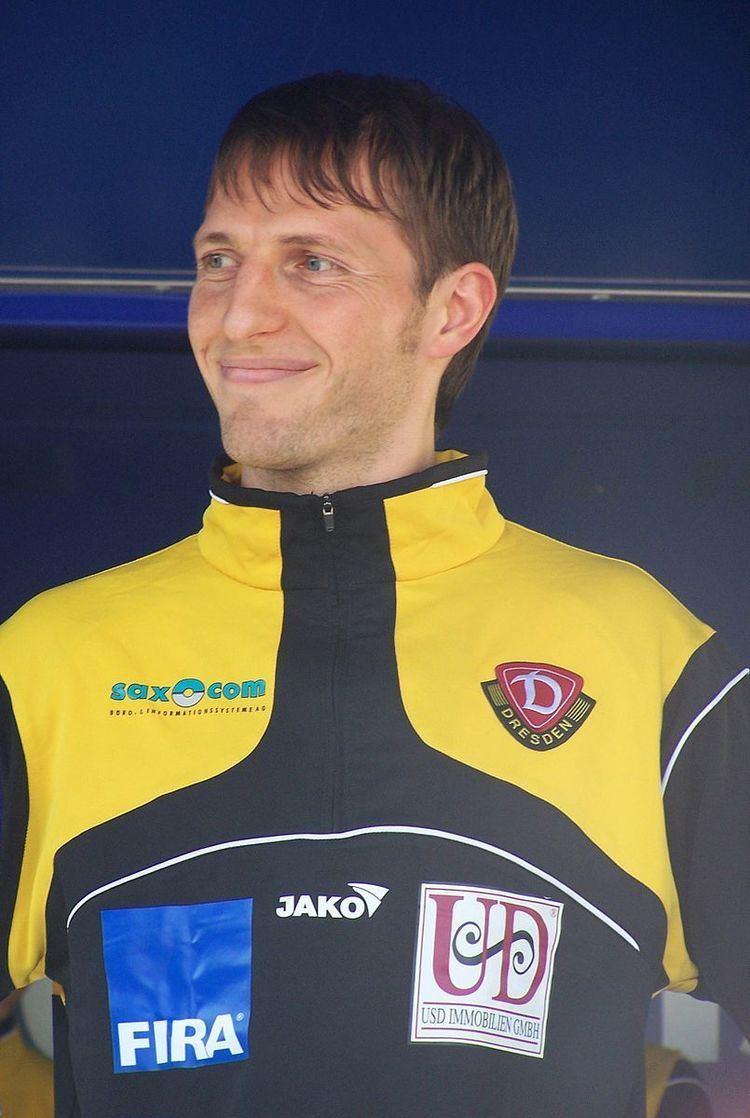 Volker Oppitz (footballer)