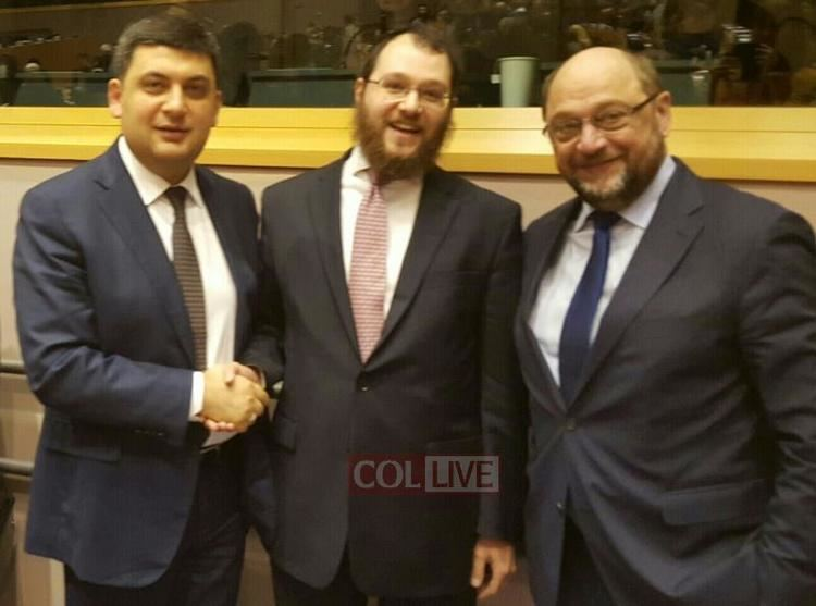 Volodymyr Groysman New Prime Minister is a Proud Jew