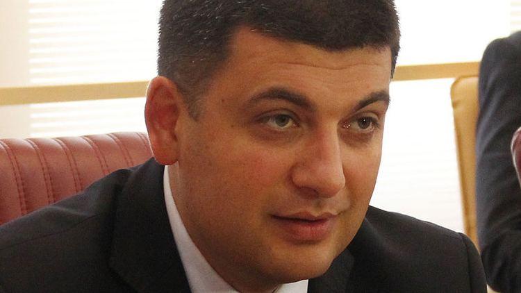 Volodymyr Groysman Jewish deputy PM to serve as Ukraine39s acting PM The