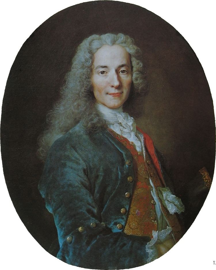 Voltaire Voltaire Wikipedia the free encyclopedia