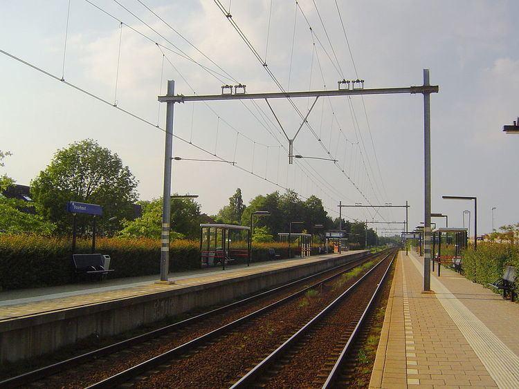 Voorhout railway station
