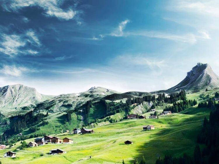 Vorarlberg Beautiful Landscapes of Vorarlberg