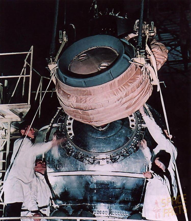 Voskhod 2 Spaceflight mission report Voskhod 2