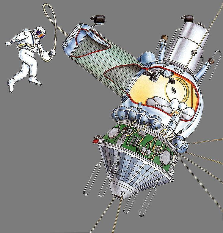 Voskhod 2 Voskhod 2 spacecraft