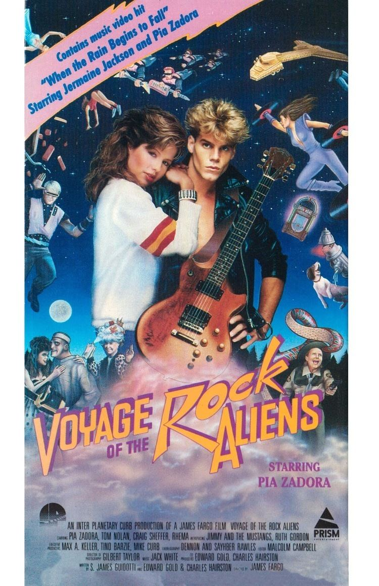 Horrible Movie Night Get abducted by VOYAGE OF THE ROCK ALIENS