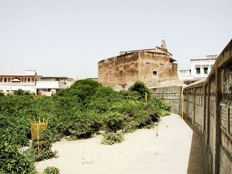 Vrindavan in the past, History of Vrindavan