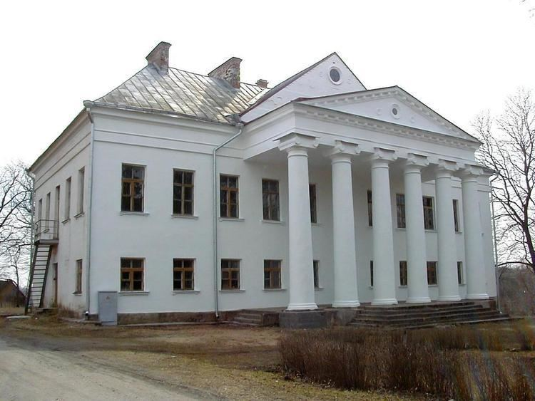 Vārkava Manor