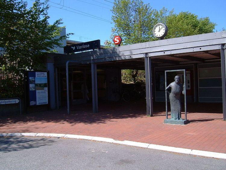 Værløse station