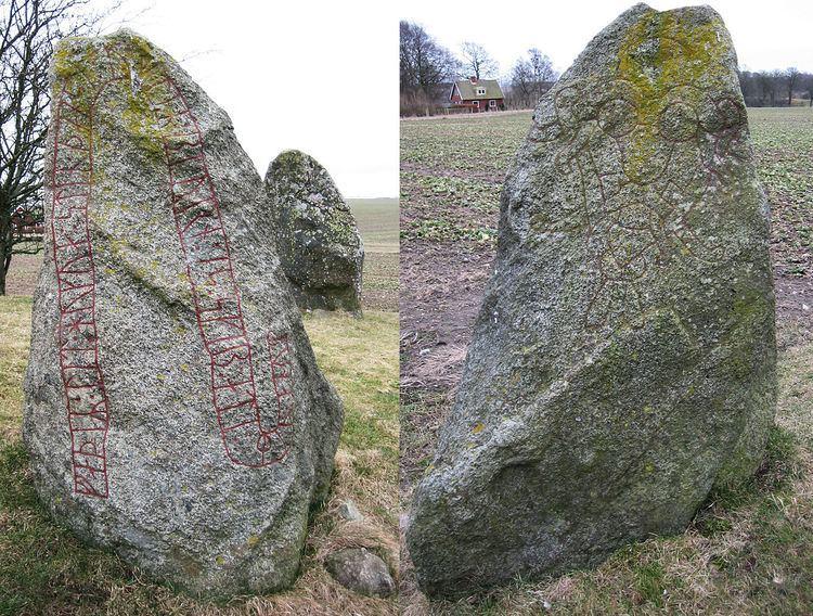 Västra Strö 2 Runestone