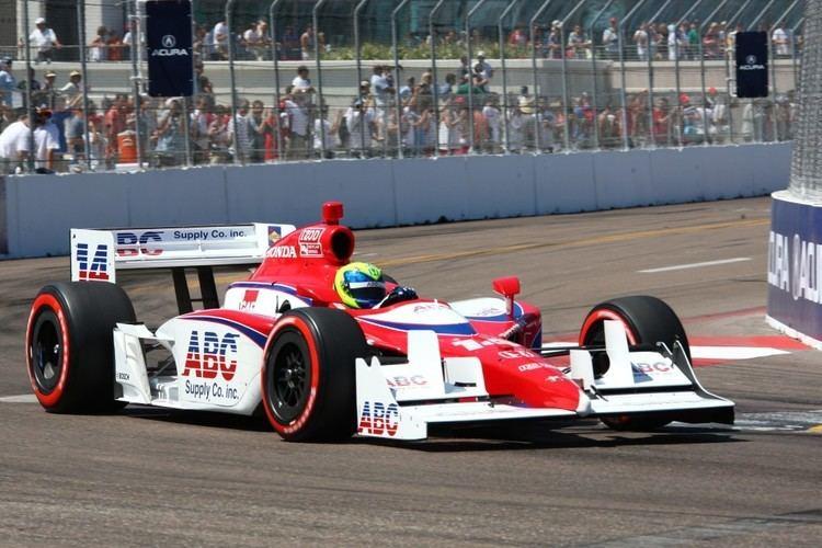 Vítor Meira Vitor Meira AJ Foyt Enterprises IndyCar Series 2011 Photo 3359
