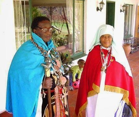Vusamazulu Credo Mutwa The Testimony of Zulu Shaman Credo Mutwa A Life of