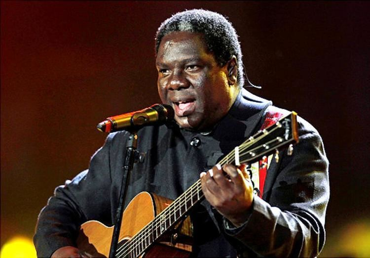 Vusi Mahlasela World Cup 2010 Shakira the Black Eyed Peas and many more