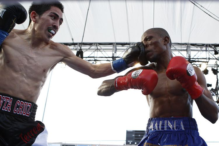 Vusi Malinga Leo Santa Cruz vs Vusi Malinga ProBoxingFanscom