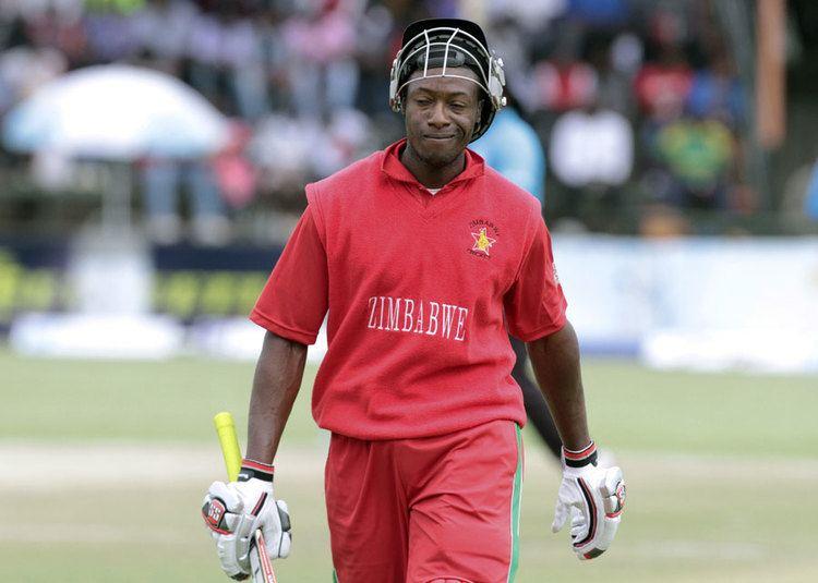 Vusi Sibanda hopes to make it back to the Zimbabwe squad soon