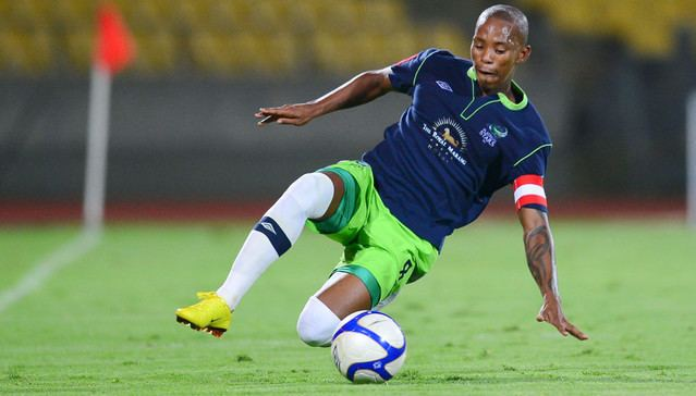Vuyo Mere Platinum Stars captain Vuyo Mere is warning his troops