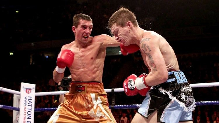 Vyacheslav Senchenko Showtime Boxing Recap Hatton vs Senchenko Ricky Hatton vs