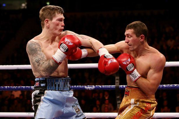 Vyacheslav Senchenko Boxing Vyacheslav Senchenko says he is sad to have ended the