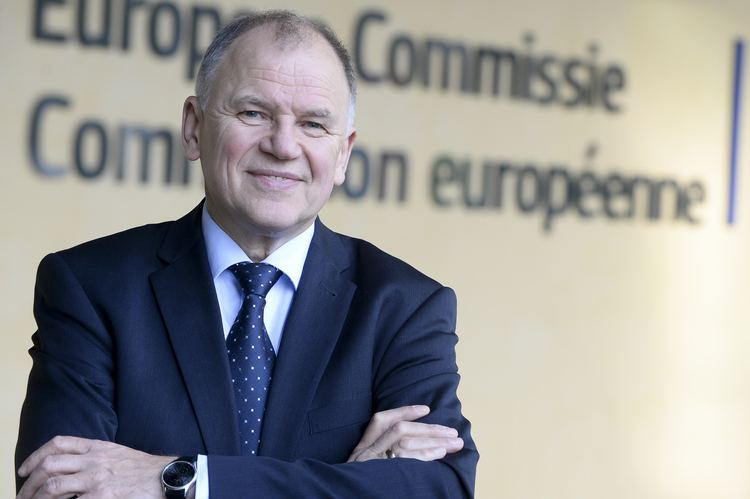 Vytenis Andriukaitis Citizens Dialogue in Seville with Commissioner Vytenis Andriukaitis