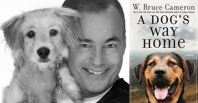 W. Bruce Cameron Author W Bruce Cameron Talks to Bark About His New Book The Bark