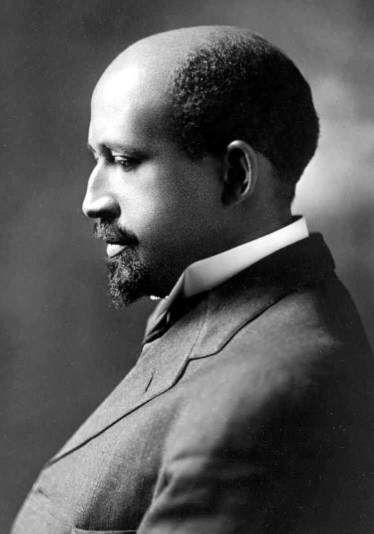 W. E. B. Du Bois W E B Du Bois Wikipedia the free encyclopedia
