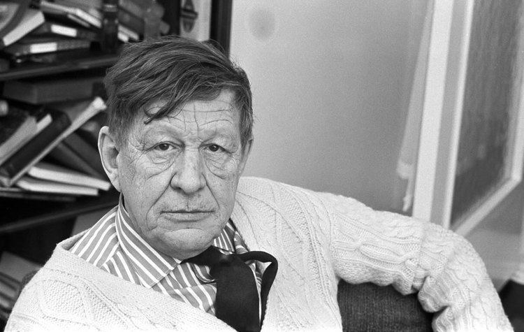 W. H. Auden Why Art is Inherently Political Shared Justice