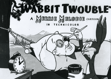 Wabbit Twouble movie poster