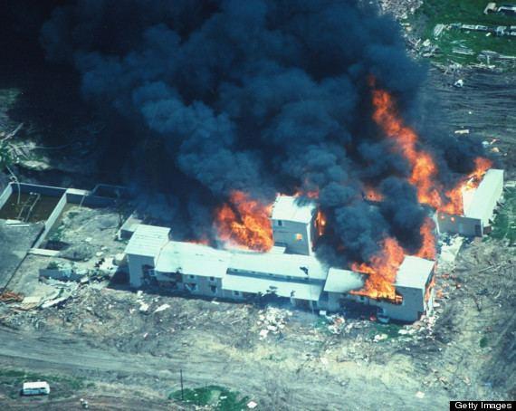 Waco siege Waco Siege 20th Anniversary And 18 Years Since Oklahoma City Bombing