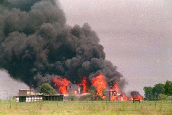 Waco siege Waco siege American history Britannicacom