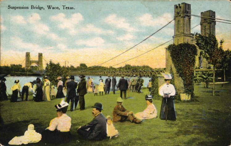 Waco, Texas in the past, History of Waco, Texas
