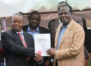 Wafula Wabuge JKUATs Wafula Wabuge Centre Takes Shape Jomo Kenyatta University