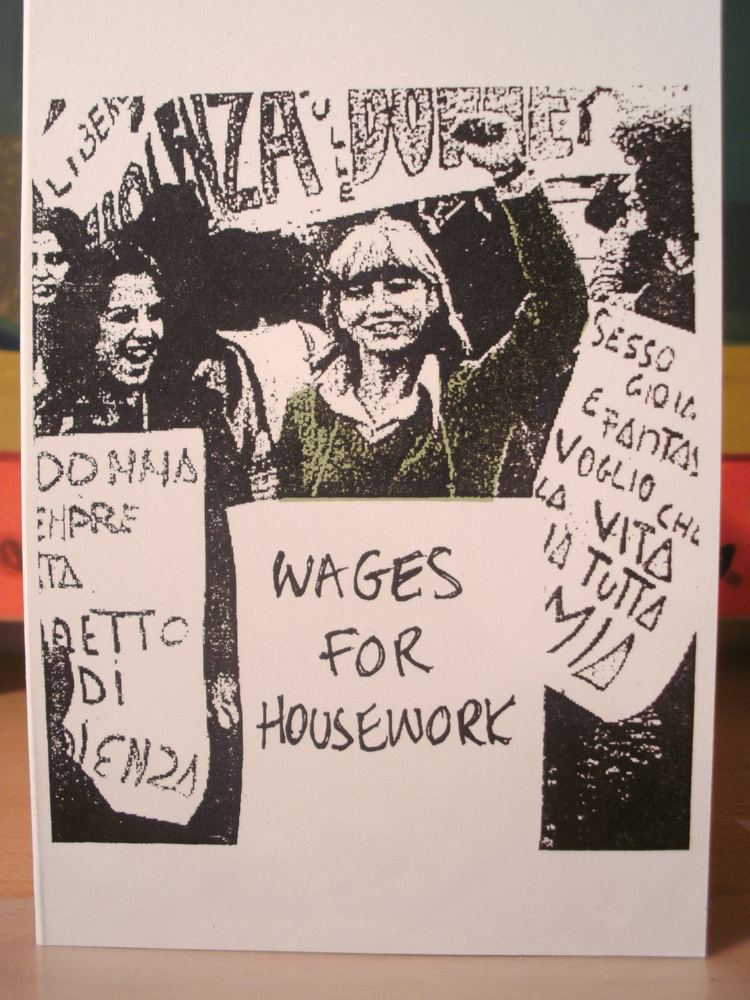 Wages for housework wages for housework Fools Prints