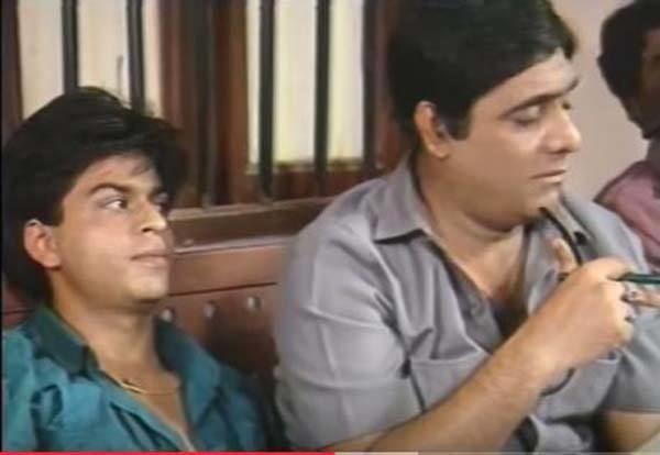 Wagle Ki Duniya Fauji Circus Wagle Ki Duniya tracing Shah Rukh Khans small