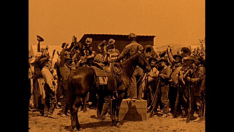 Wagon Tracks 1919 Bluray Review The Nerd Mentality