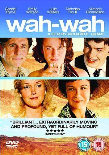 Wah-Wah (film) WahWah DVD Amazoncouk Gabriel Byrne Miranda Richardson