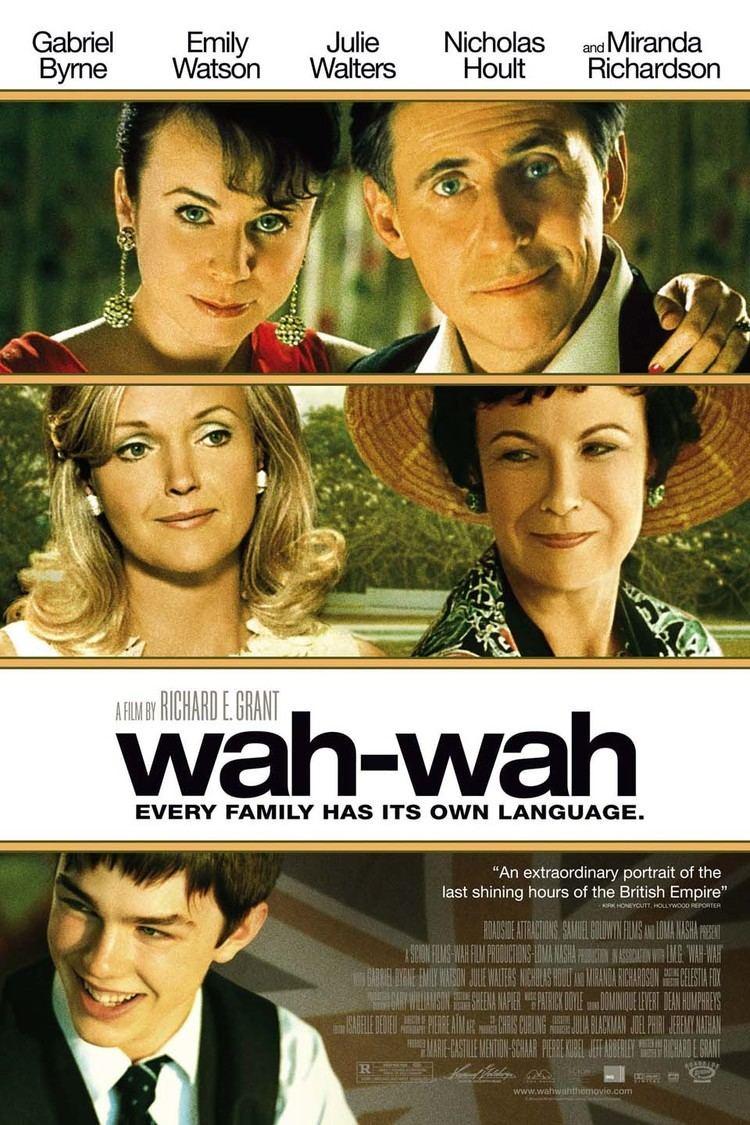 Wah-Wah (film) wwwgstaticcomtvthumbmovieposters161485p1614