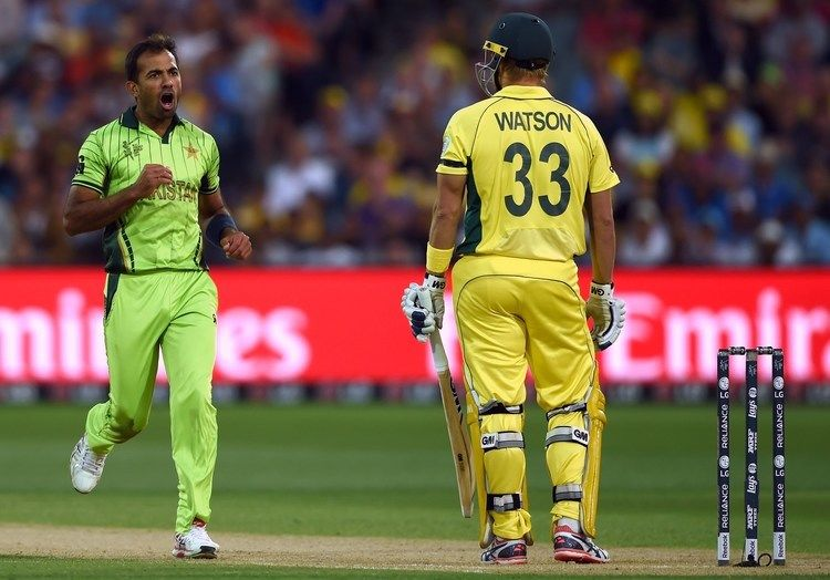 Bowling Fast With Wahab Riaz Cricket Coaching All Out Cricket