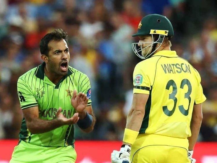 Wahab Riaz Spell Leaves Australia Gasping but Sloppy Pakistan Fall