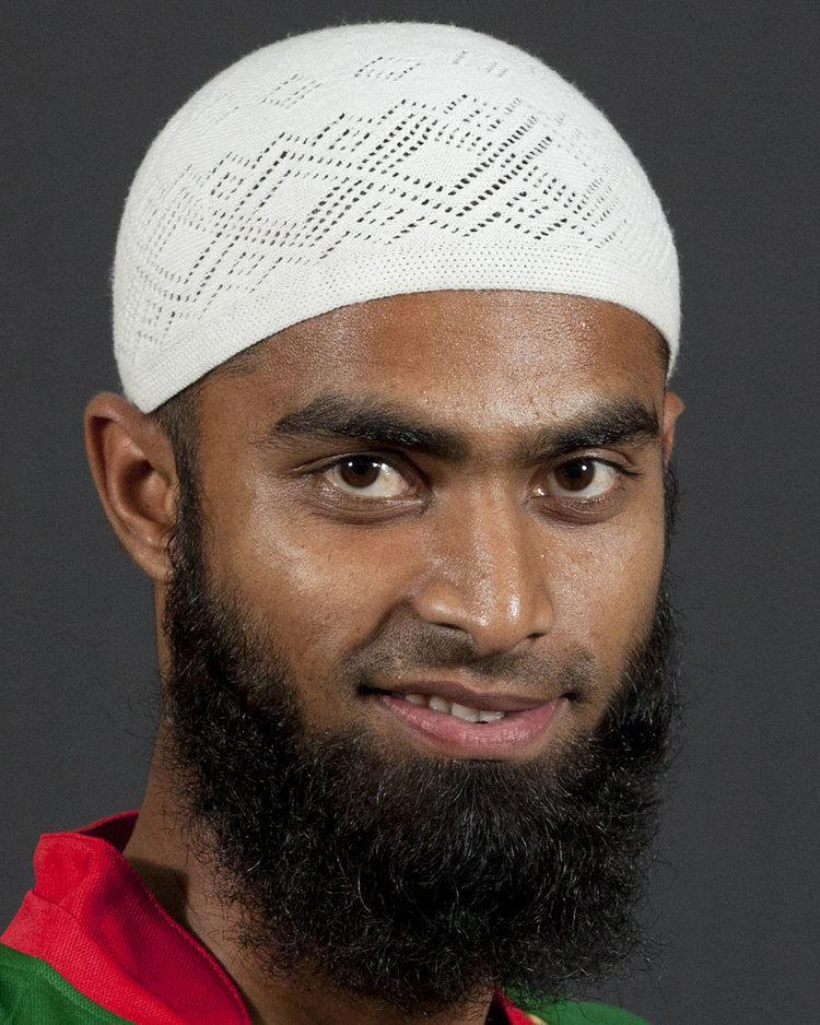Wahidul Gani (Cricketer) playing cricket