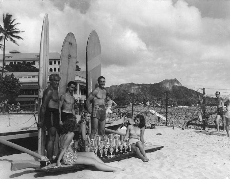 Waikiki in the past, History of Waikiki