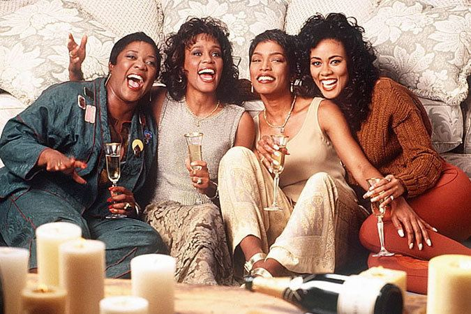 Waiting to Exhale Throwback Movie of the Month Waiting to Exhale June 2013 Movie