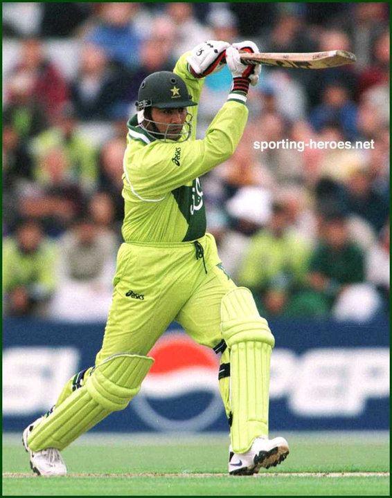 Wajahatullah Wasti Test Record Pakistan